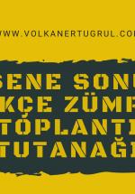 Sene Sonu Türkçe Zümresi Toplantı Tutanağı