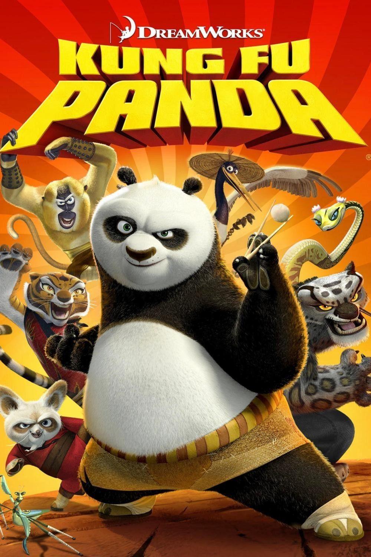 Kung Fu Panda 1-2-3
